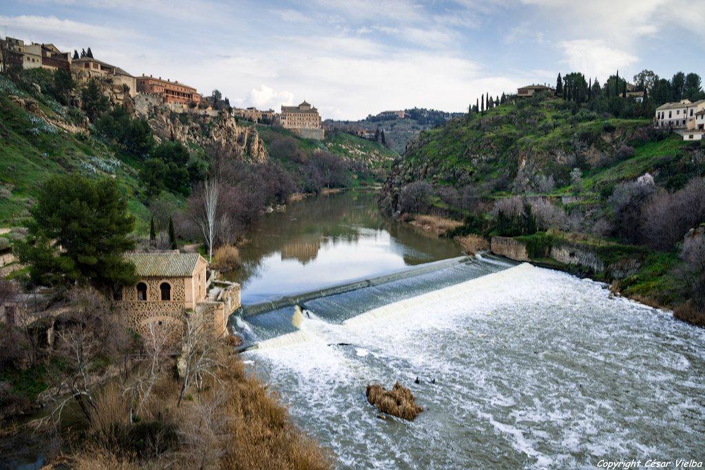 Rio Tajo by cvielba