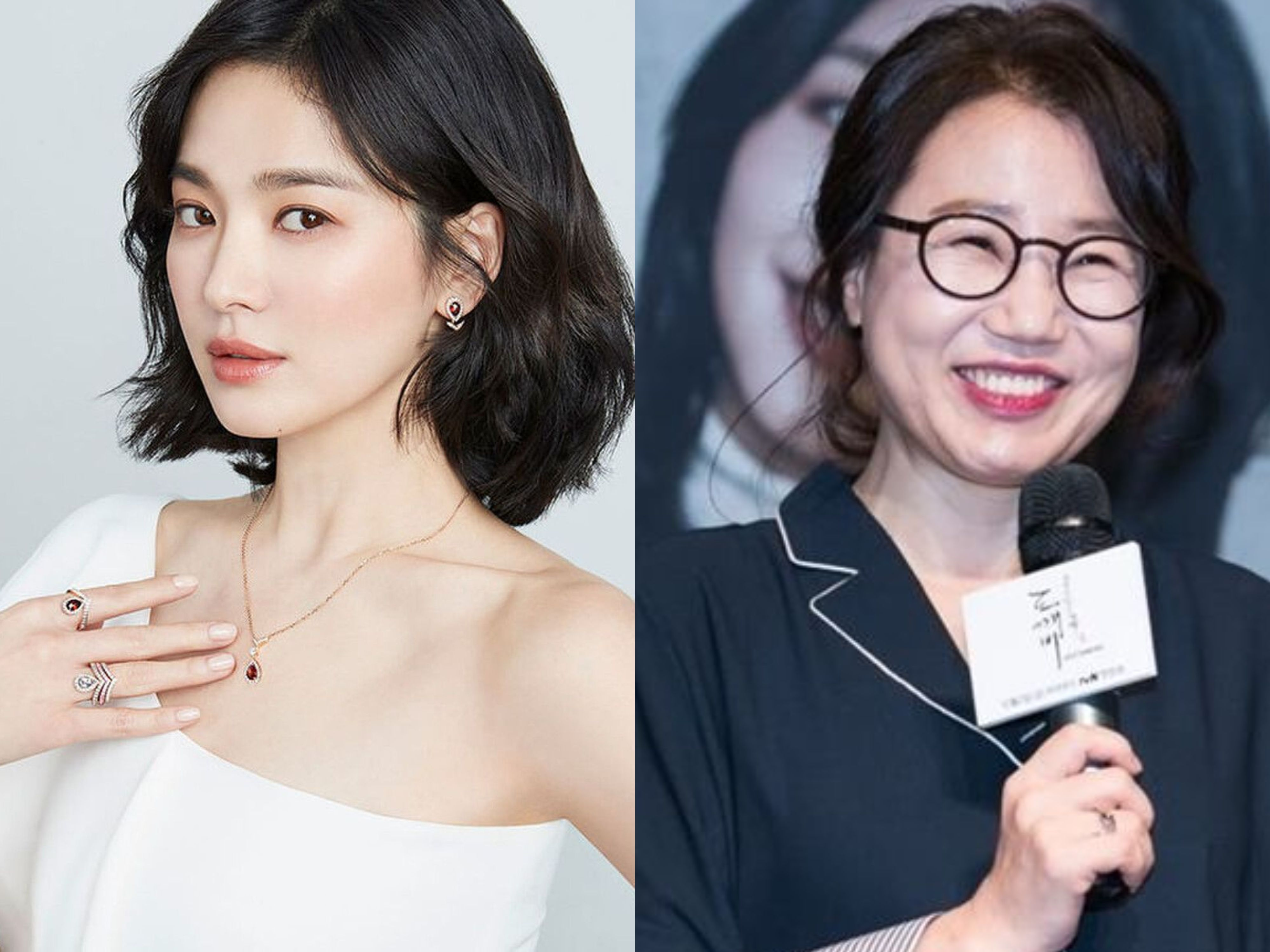 Song Hye Kyo will collaborate with screenwriter Kim Eun Sook of