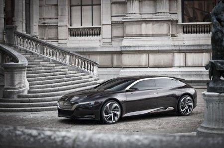 Citroen Tells China How To Say Panamera En Francais Concept Cars