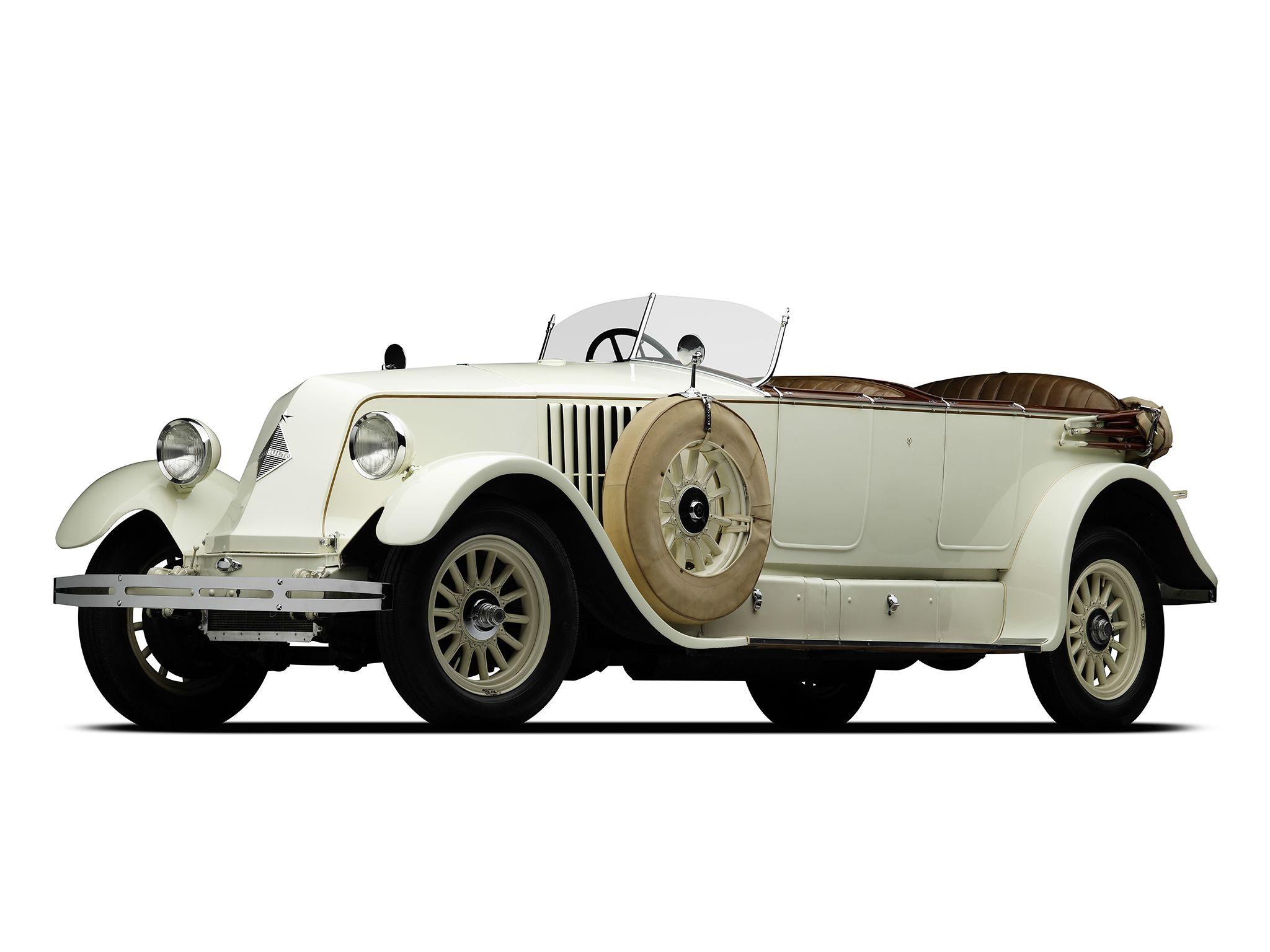 1924 Renault 40 Cv Type Mc Tourer Cars I Love Antique Cars
