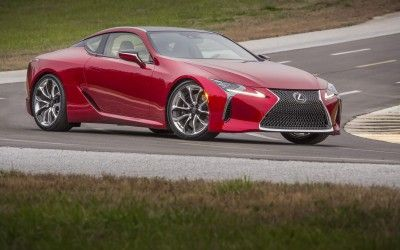 Let S Wrap Up The Official Portion Of Our Lexus Lc 500 Coverage With