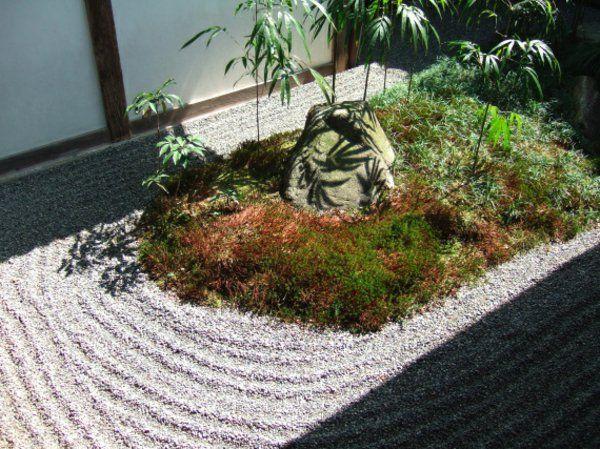 mini jardin japonais, solutions zen pour l\u0027intérieur et l\u0027extérieur