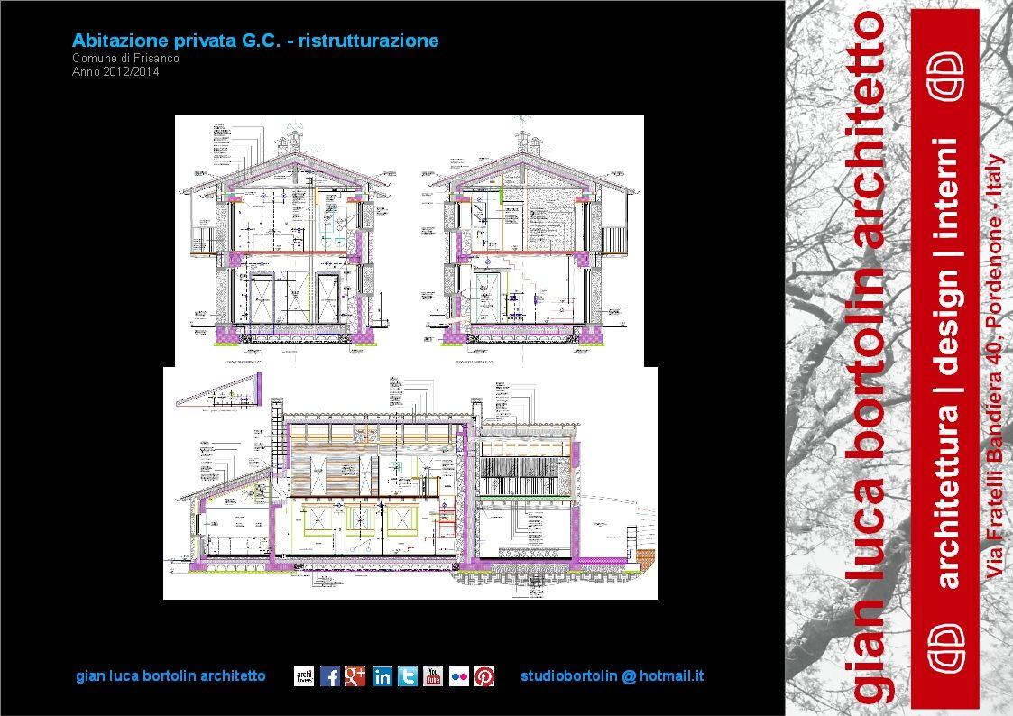 Abitazione Privata G.C. - Comune di Frisanco