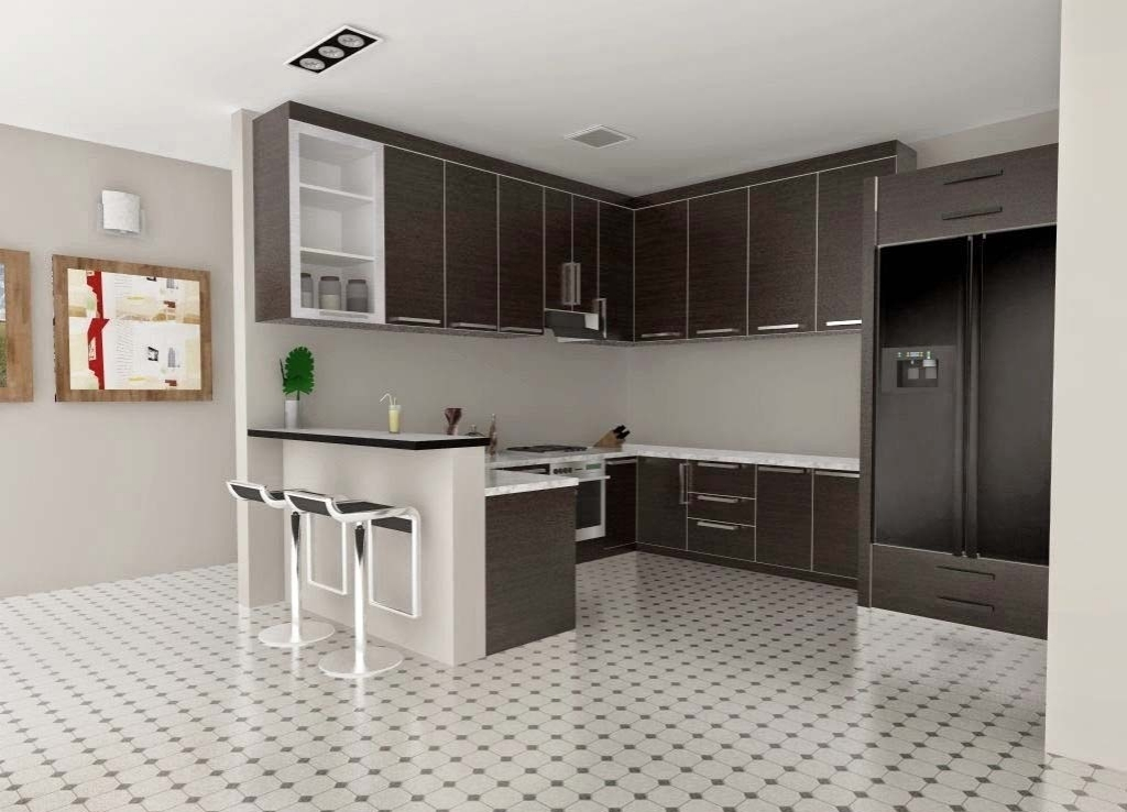 Kitchen Set Minimalist Kitchen Set Design Kitchen
