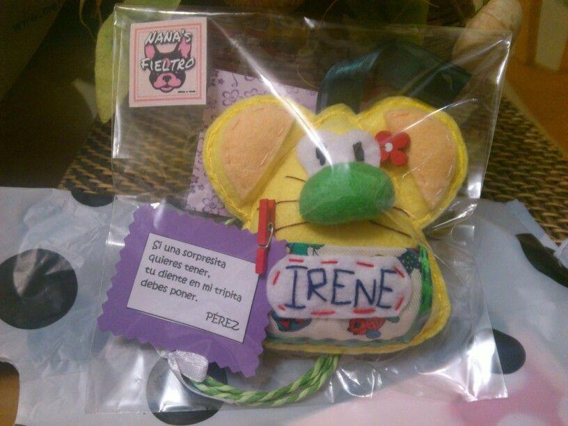 Ratoncita para Irene