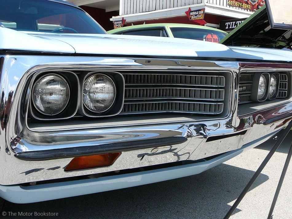 Dodge  Plymouth  Chrysler Rwd Repair Manual 1971
