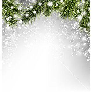Winter xmas background vector
