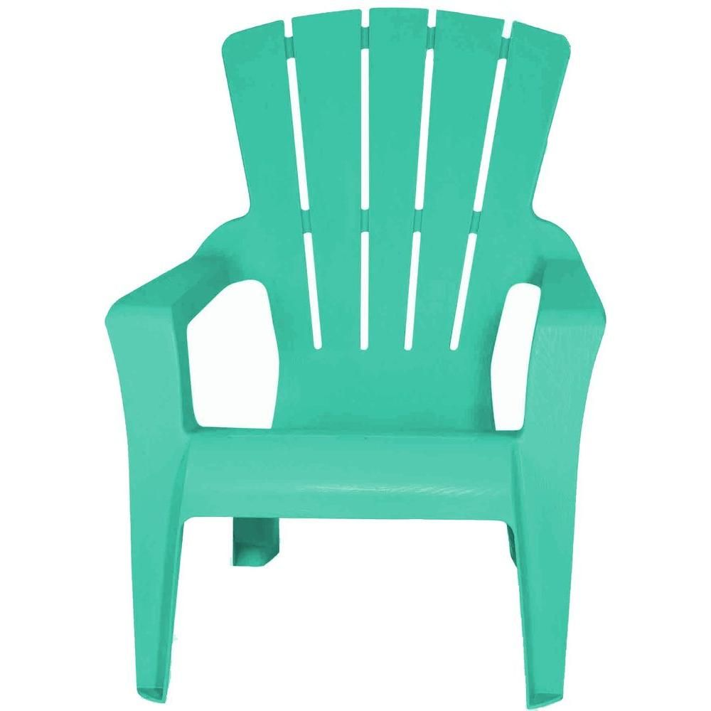 Us Leisure Adirondack Well Water Patio Chair 222217 The Home