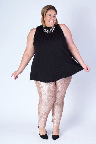 Plus Size Clothing for Women - Fancy Pants in Rose (Sizes 14 - 32 ...