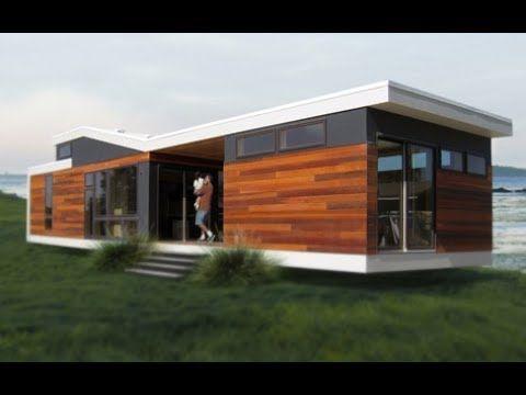 640 Sq. Ft. California Solo 1 Modern Prefab Tiny House | Amazing ...