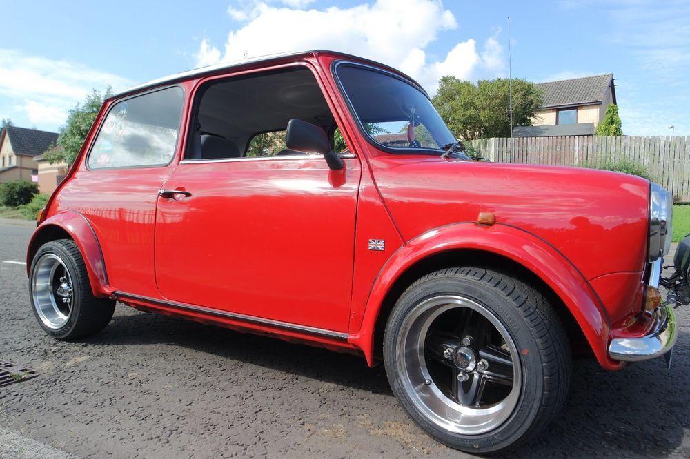 eBay: Rover Mini 1992 #classiccars #cars   UK Classic Cars ...