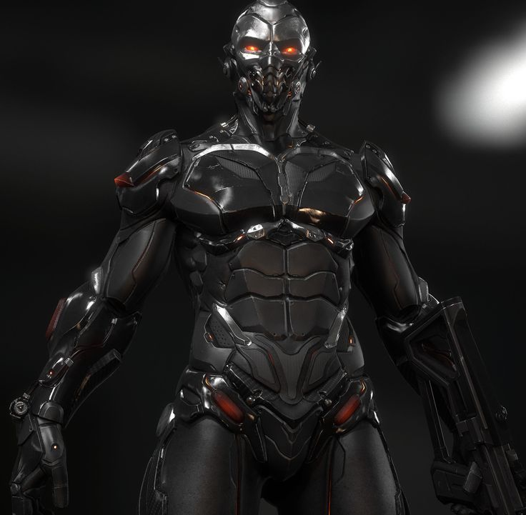 Image result for robotic armour