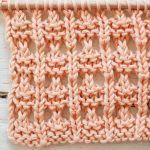Photo of Textured Eyelets Lace knitting for beginners : Textured Eyelets Lace knitting f …