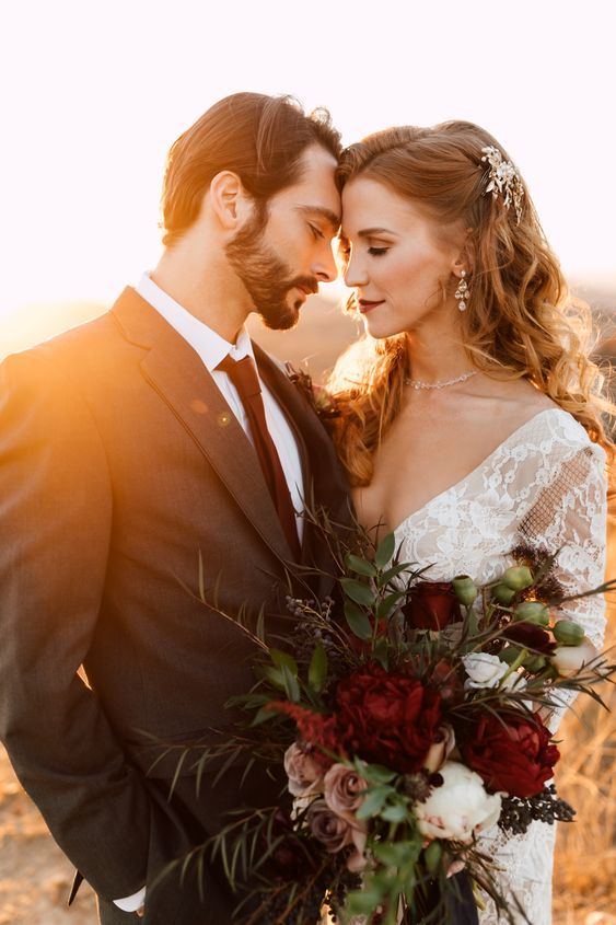 50+Romantic Wedding Photo Inspirations for You to Choose
