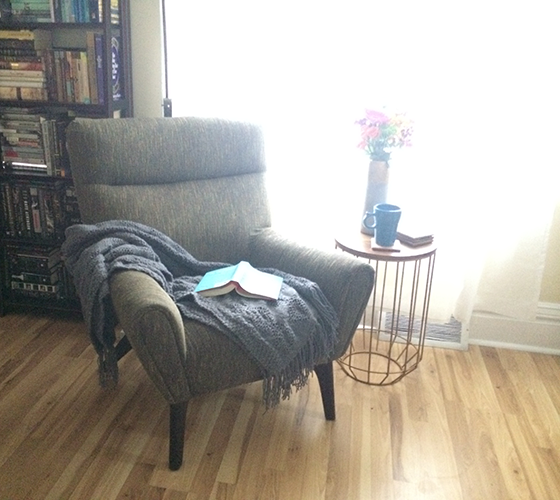 A READING NOOK REIMAGINED @targetstyle #targetstyle