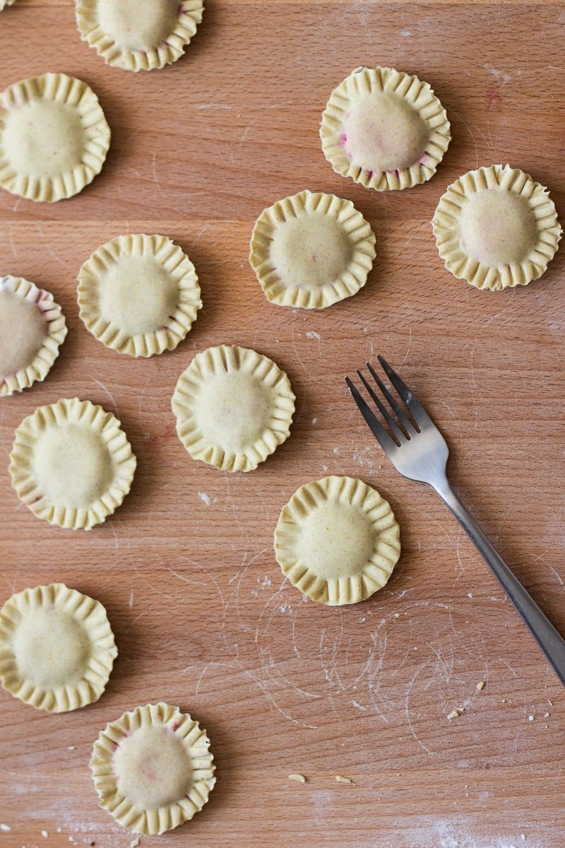 Glutenfree ravioli with beetroot filling Recipe (With