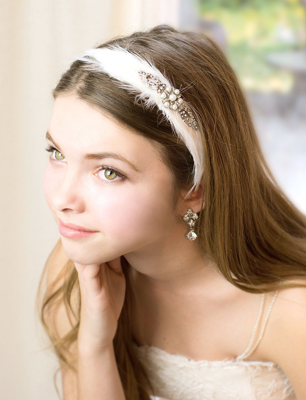 1920s gatsby inspired wedding hairstyles | beauty, wedding and