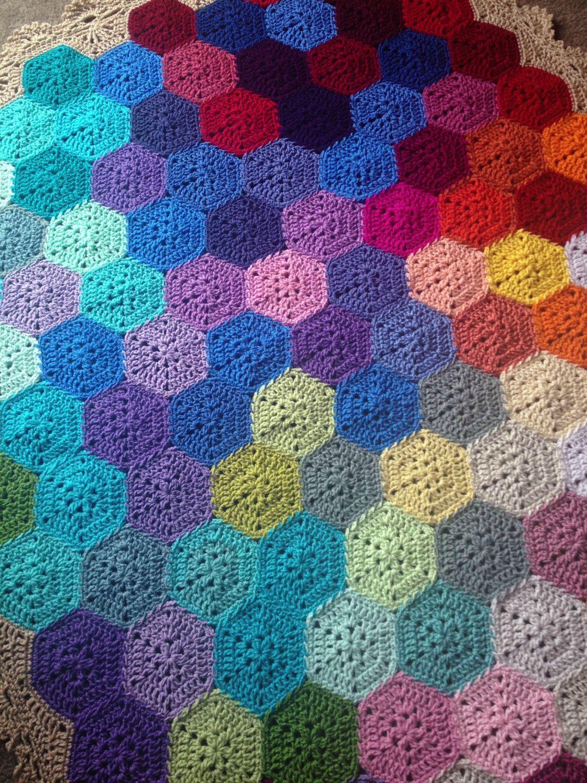 Geometric Crochet Pattern Popular Crochet Baby Blanket