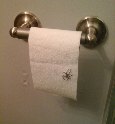 Now For Some Bathroom Pranks This One Is Easy And Perfect If You