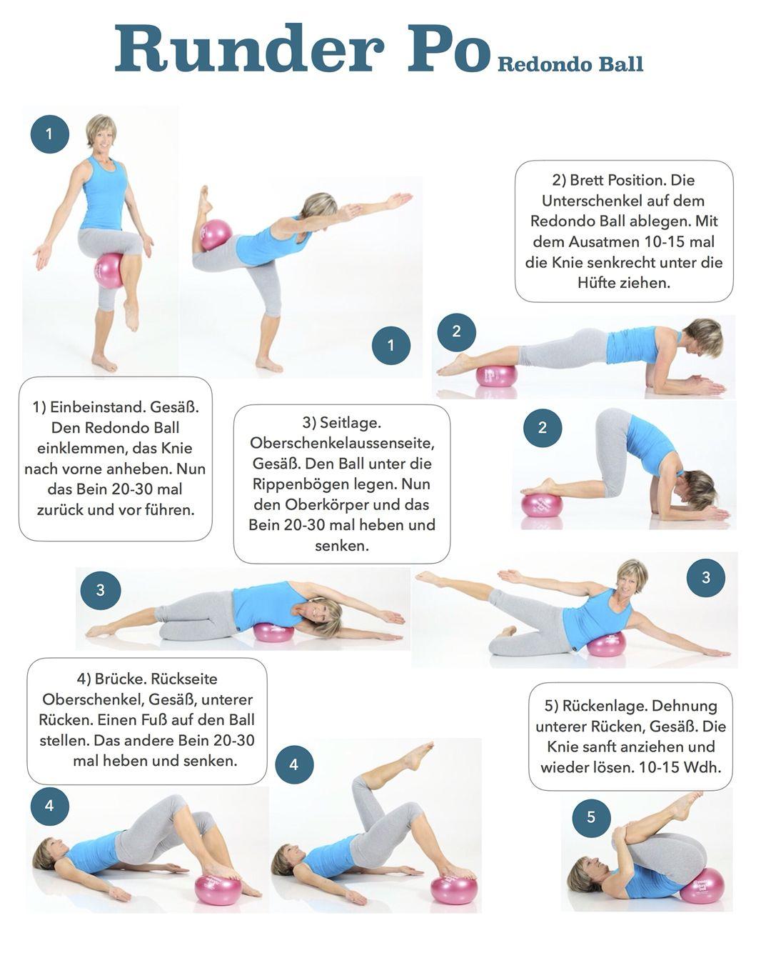 15 Minuten für einen knackigen Po! -> für Pilates Sonderangebote klicken! #goodcoreexercises