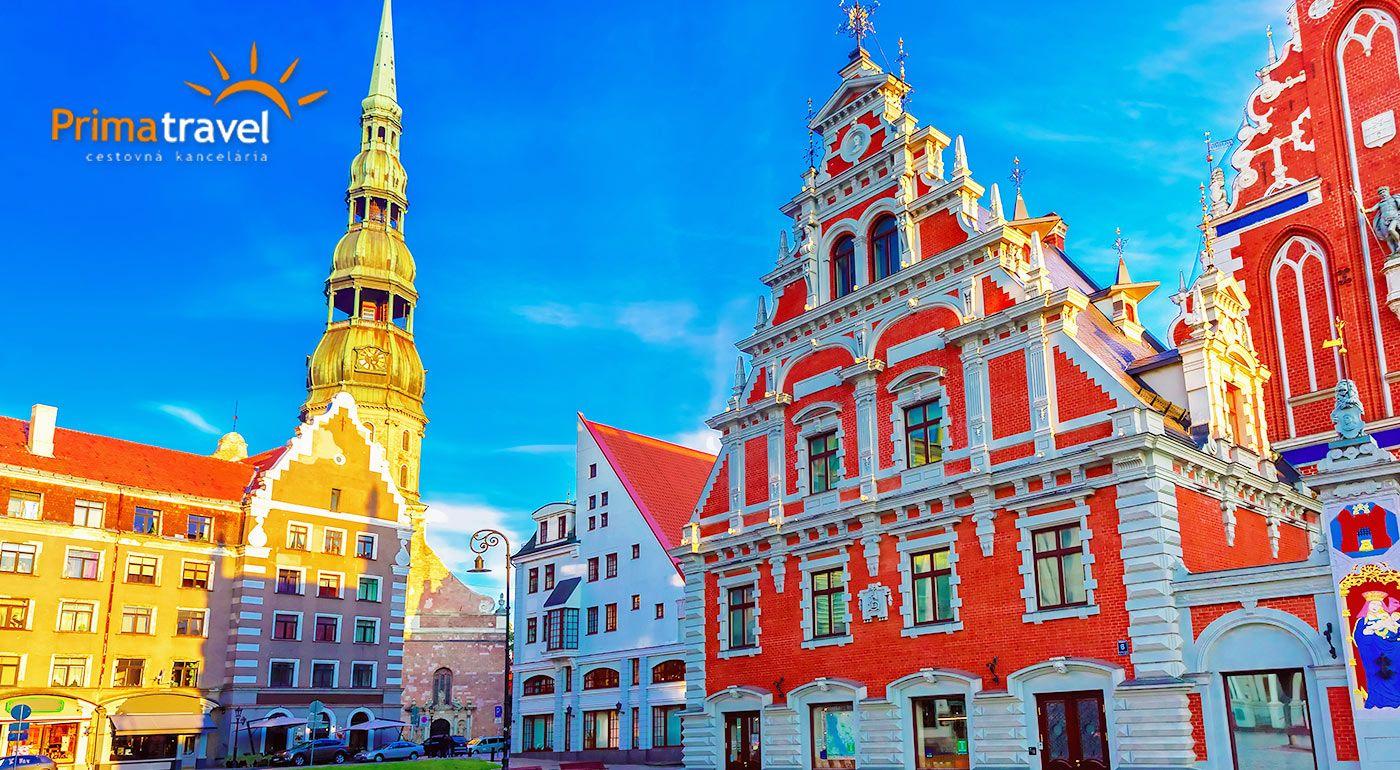 6-dňový poznávací zájazd za krásami štvorlístka severu - Fínsko, Litva, Lotyšsko a Estónsko