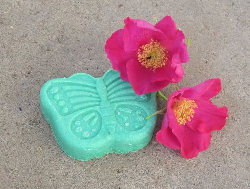 Cold Process - Garden Of Eden Salt Soap Recipe (Ingredients are there in English - Deb)