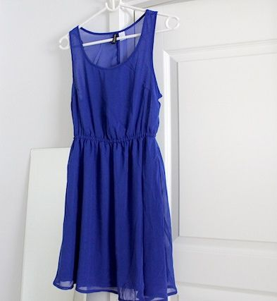 simple blue dress enough  dresses fashion style
