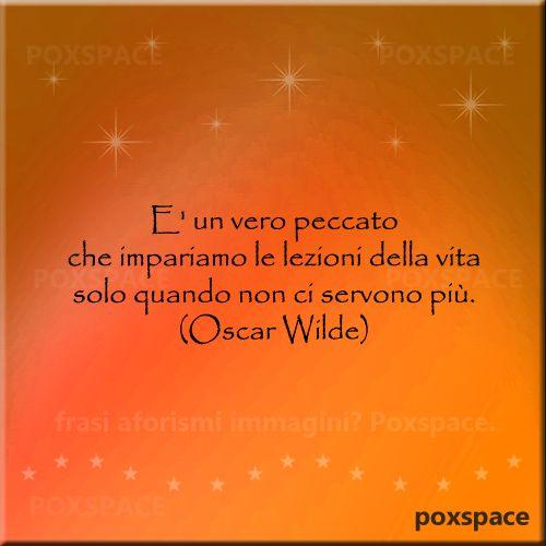 frasi famose oscar wilde amore