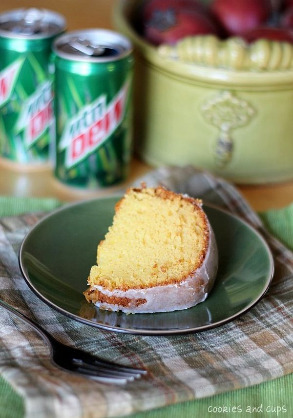 12 Luscious Cakes Made with Soda Pop
