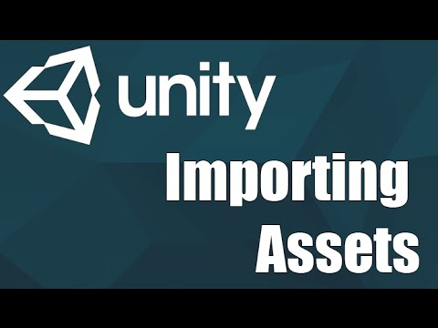 72 Unity3d Importing Assets Youtube Unity Asset Tutorial