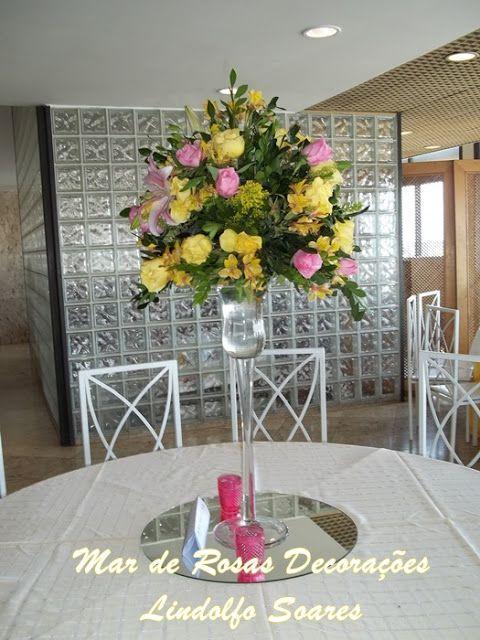 Mar de Rosas Decorações Lindolfo Soares: Clube de Engenharia CentroRJ