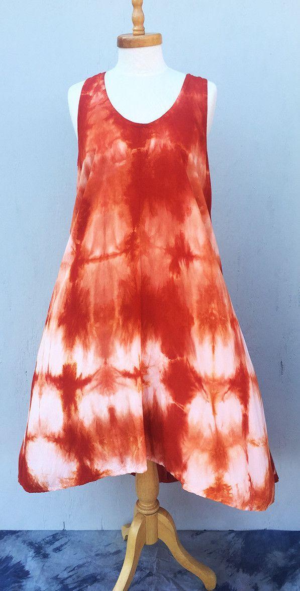 Midnight Harvest: Rayon Dress