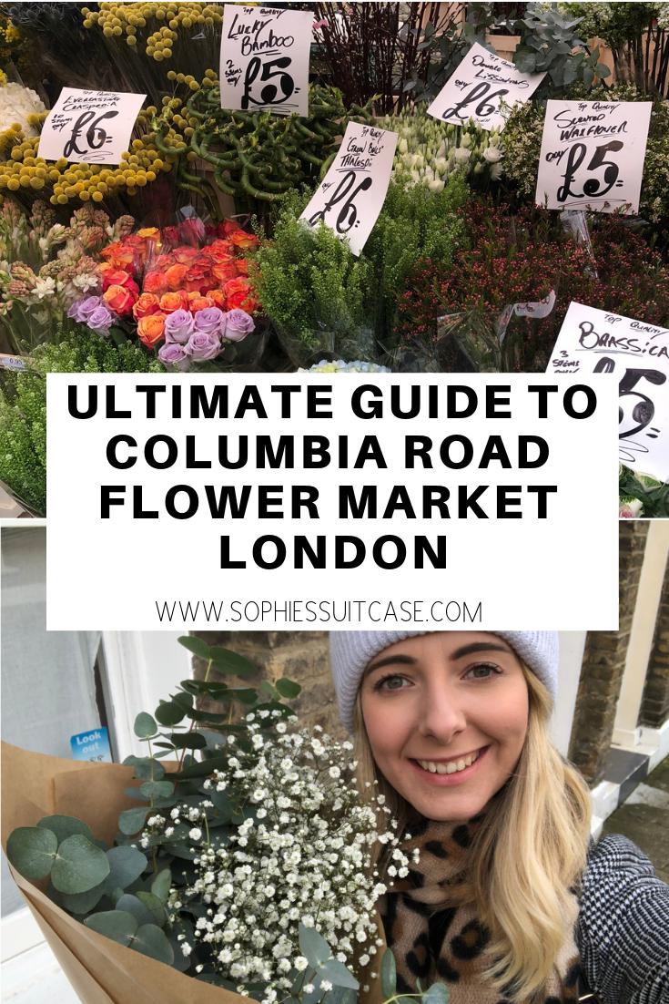 Columbia Road Flower Market London London Area Guide Sophie S Suitcase Columbia Road Flower Market Flower Market Columbia Road