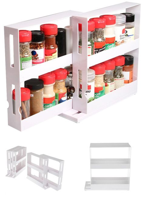 As Seen On Tv Spice Rack 58% Off Swivel Store Organiser  Free Nationwide Delivery  Hotphase