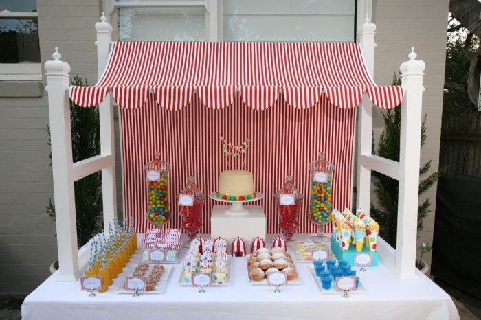 Carnival Birthday ideas