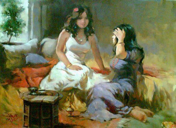 الفنان التشكيلي العراقي عماد الطائي لوحات واقعية Iraqi Artist Imad Al Taie Born In Baghdad In 1973 Bachelor Of Fine Arts Baghdad Un Arabian Art Art Artist