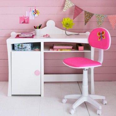 20 bureaux trop mimis pour petites filles skin care - Bureau fille 5 ans ...