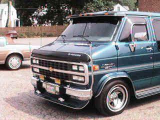 Low Top Visors Customvan Com Custom Vans Gmc Vans Chevy Van