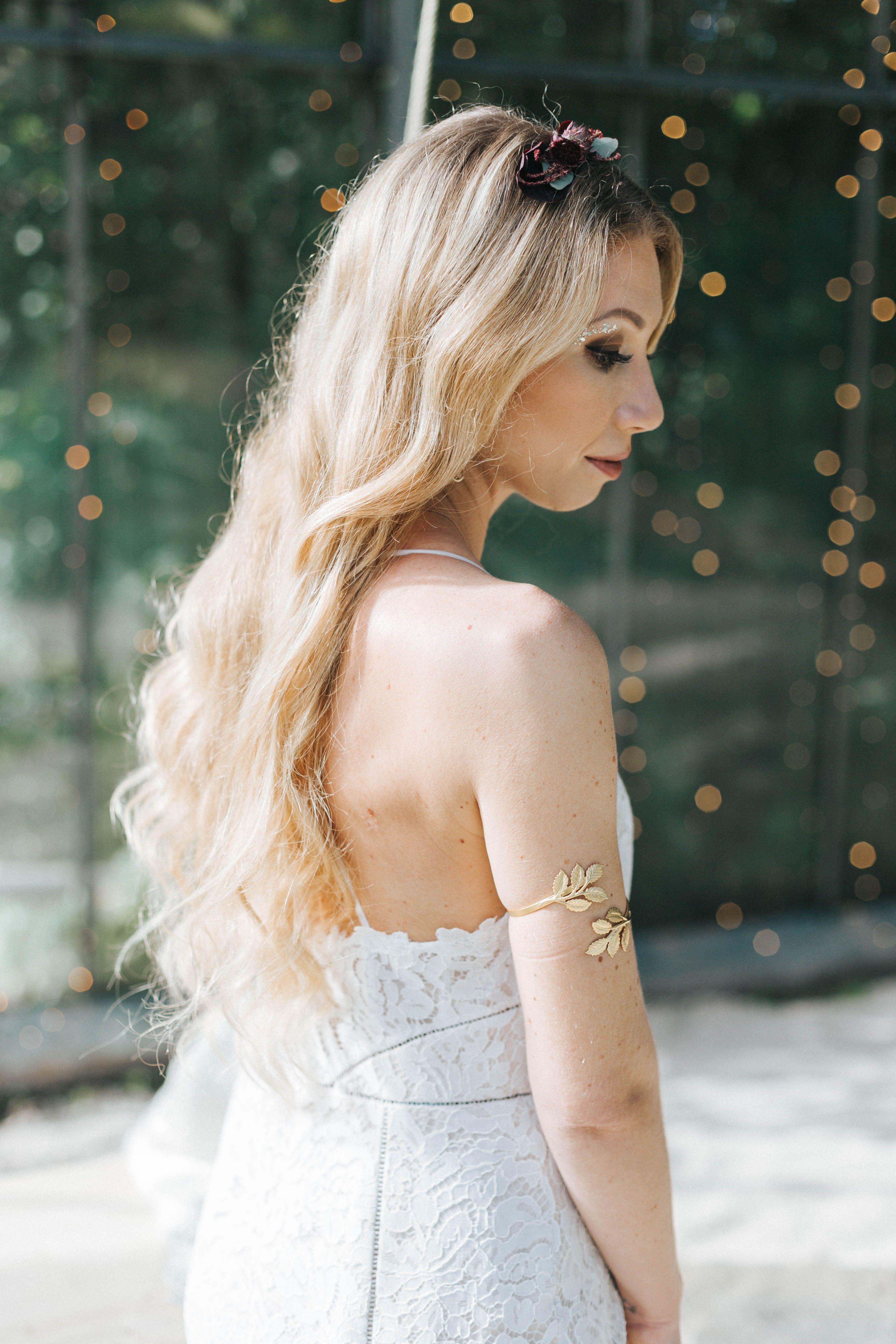 Brautfrisuren 2018 für mittellange und lange Haare mit