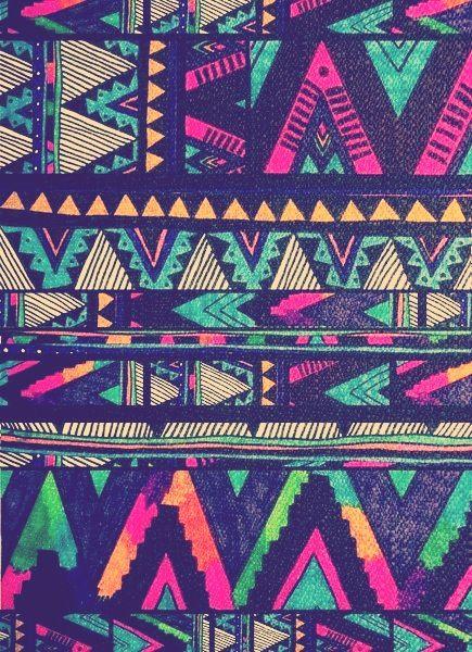 Kris Tate Huipil 1 Duvet Cover | Wallpaper, Aztec ... Cool Patterns Tumblr Aztec