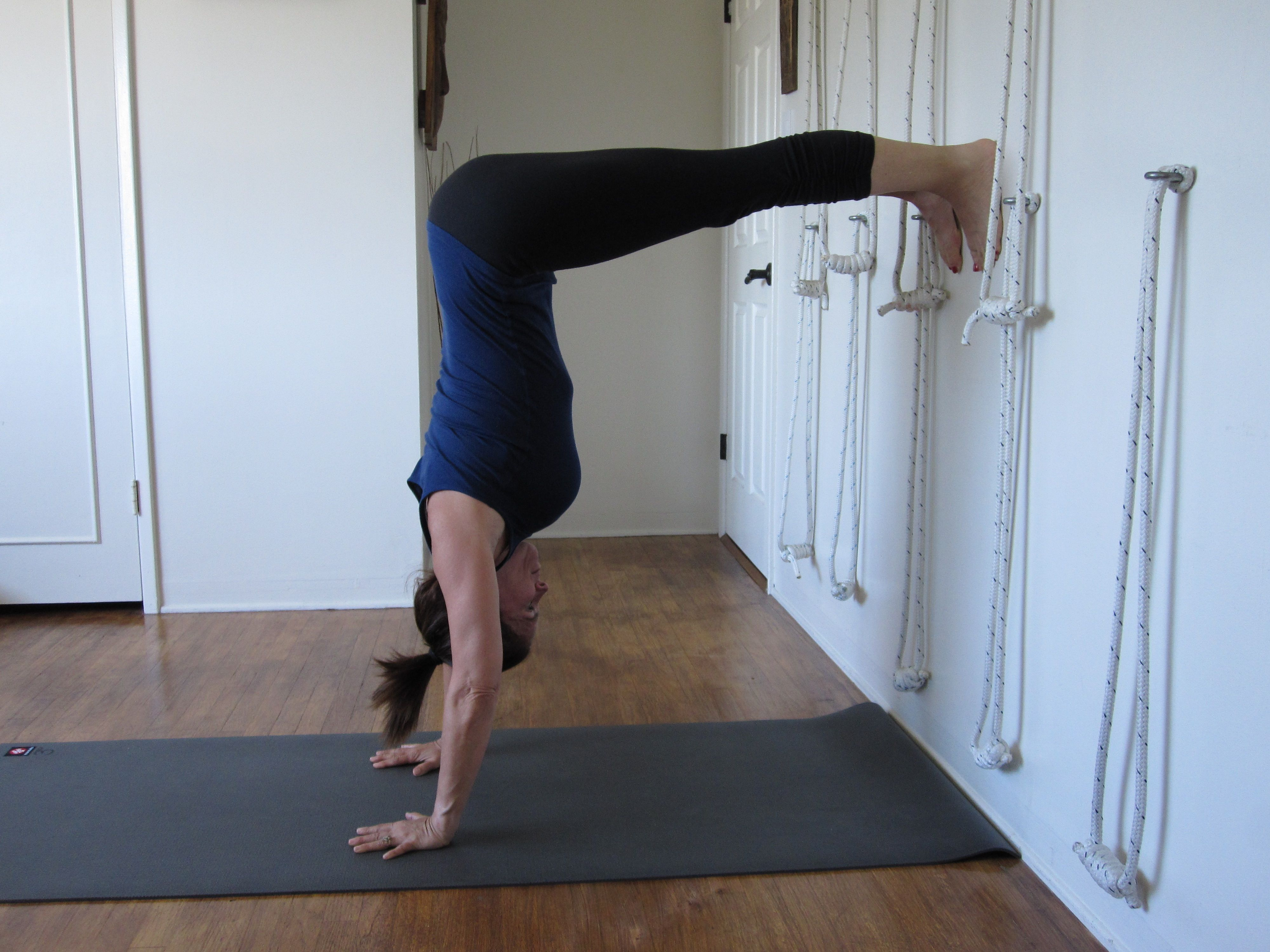Image result for half handstand