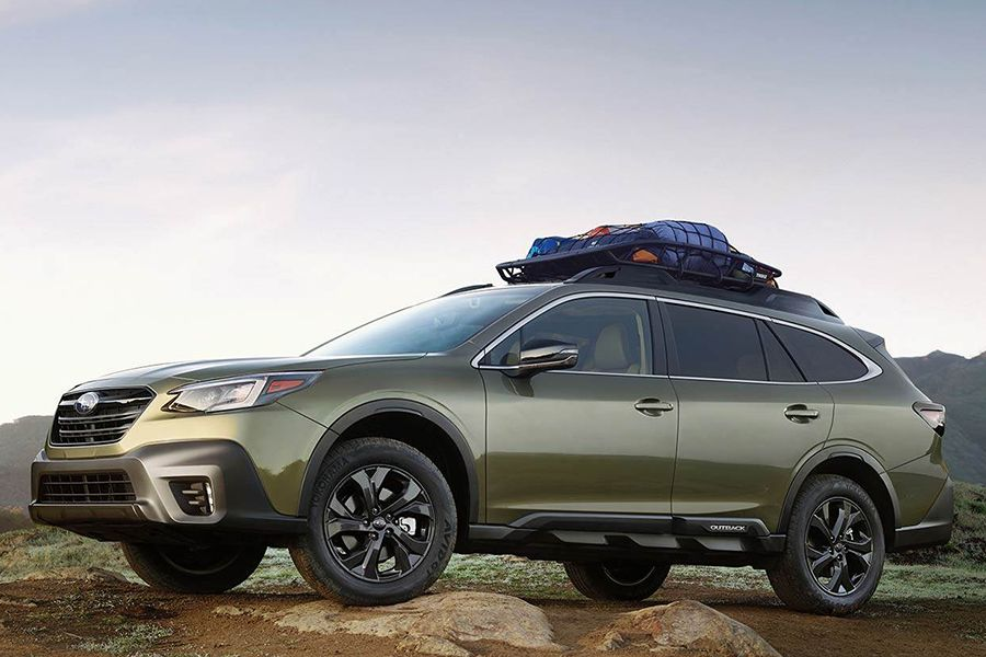 2020 Subaru Outback Gets More Tech And A Different Engine Man Of Many Subaru Outback Subaru Outback Offroad Subaru Outback Accessories