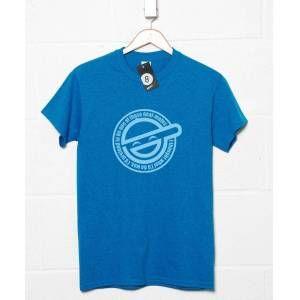 Fahrenheit 451 Laughing Man T Shirt