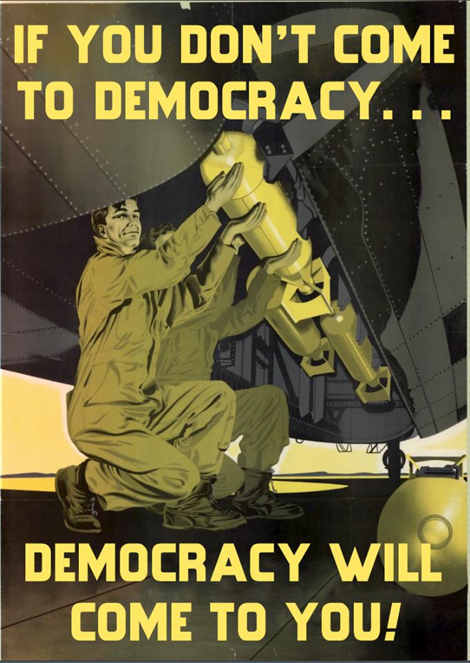 Propaganda War Wwii Usa Mr Peanut Helmet Gun 12X16 Inch Framed Art Print
