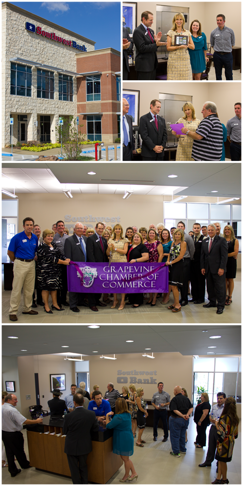 Southwest Bank Has Opened Their New Location At 2050 Hall Johnson Road Ste 100 In Grapevinetx They Have B Business Person Wealth Management Mobile Banking