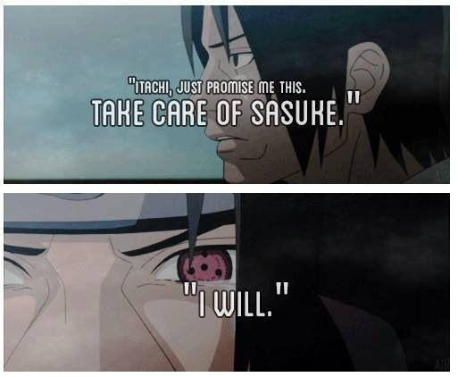 Itachi Uchiha Quotes Wallpaper Itachi Sad Naruto Anime Naruto Naruto Uzumaki
