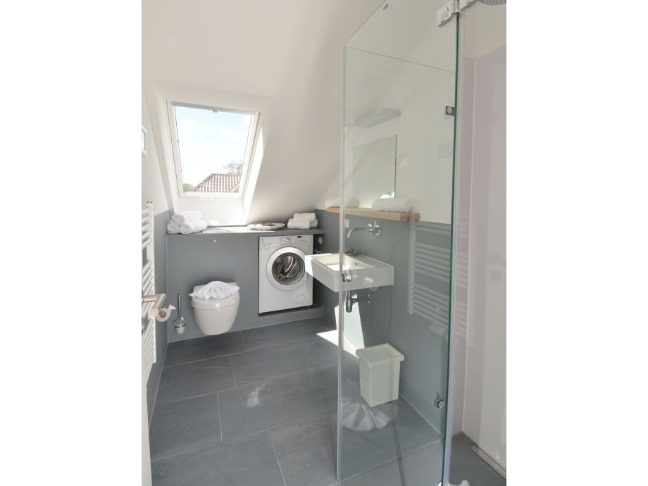 Bildergebnis Fur Waschmaschine Unter Dachschrage Waschmaschine Badezimmer Dachschrage