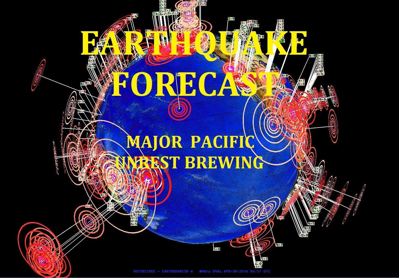 4/30/2016 -- Global Earthquake Forecast -- West Coast USA Warning. Europ... (With images)   Earthquake. Earthquakes activities. Earthquake prediction