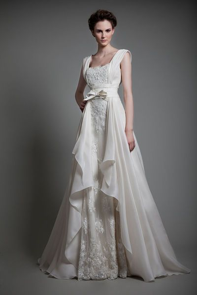 Tony Ward - Bridal - 2013 collection - Flip-Zone