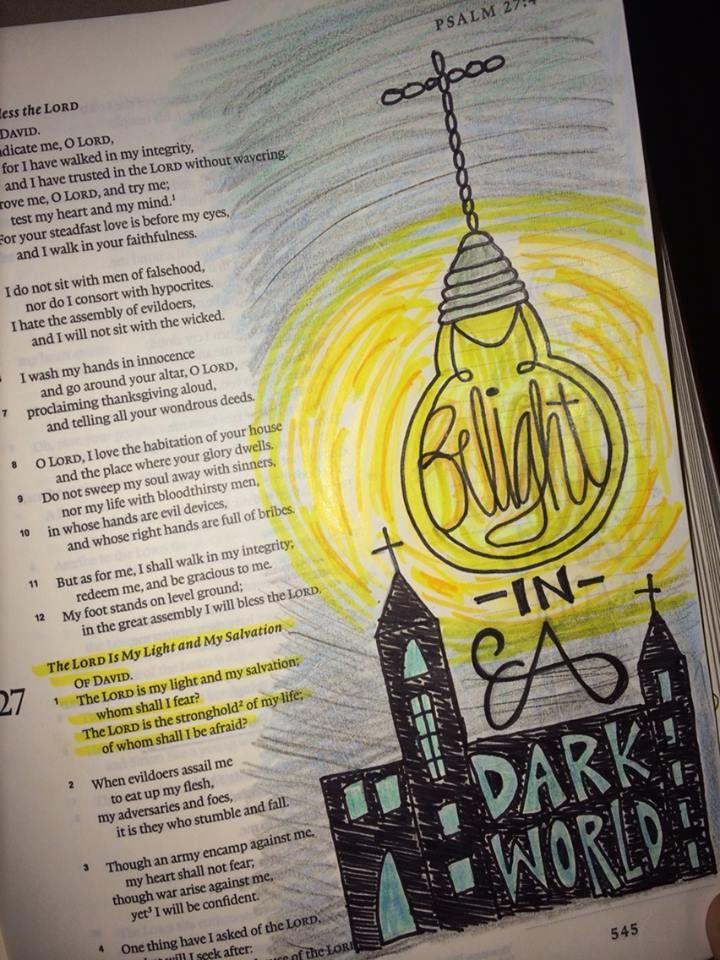 MS woman's Bible illustrations go viral - WBRC FOX6 News